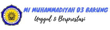 MI MUHAMMADIYAH 03 BAKUNG